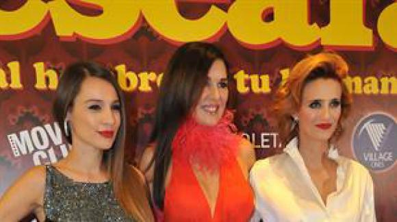 Andrea Frigerio, Pampita y Mónica Antonópulos