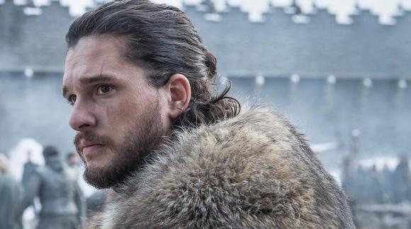 Kit Harington como Jon Snow. Foto: HBO