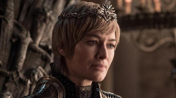 Lena Headey como Cersei Lannister. Foto: HBO
