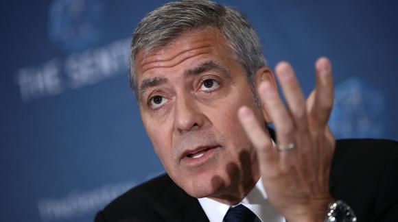 George Clooney. Foto: AFP
