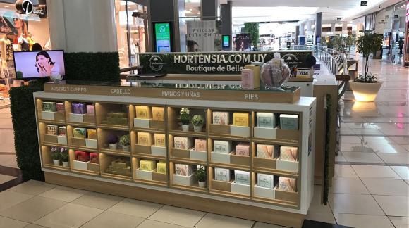 Ventas. Hortensia canaliza 80% de la facturación a través de su local y ferias. (Gentileza Hortensia)