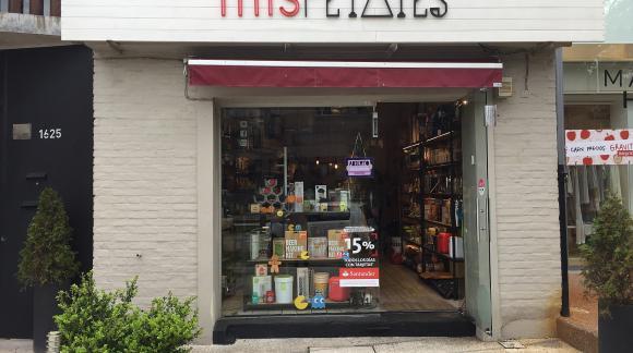 Cinco. Son los locales que posee Mis Petates, tres de ellos en shoppings. (Foto: Gentileza Mis Petates)