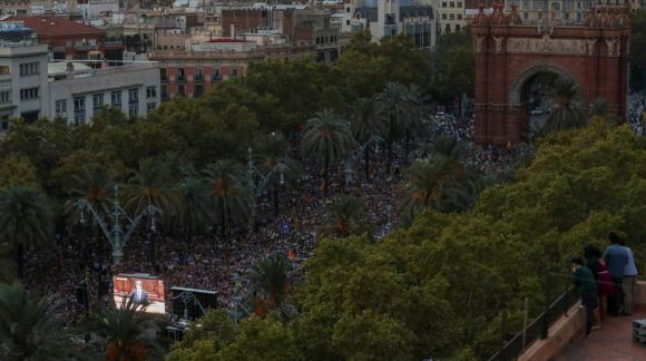 Gobierno de España exige claridad a Cataluña sobre independencia