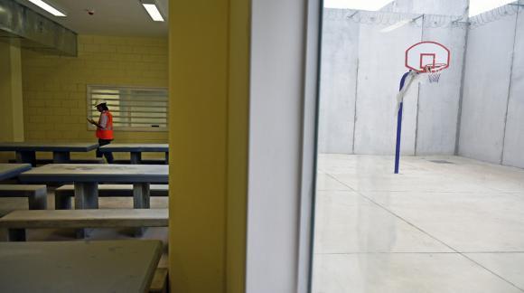 Reocrrida por la cárcel de Punta de Rieles. Foto: Fenrnado Ponzetto.