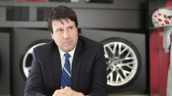 Gonzalo Mollá es el brand manager de Audi.