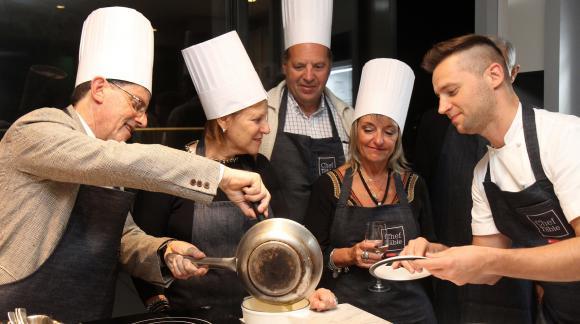 Santander Chef Table