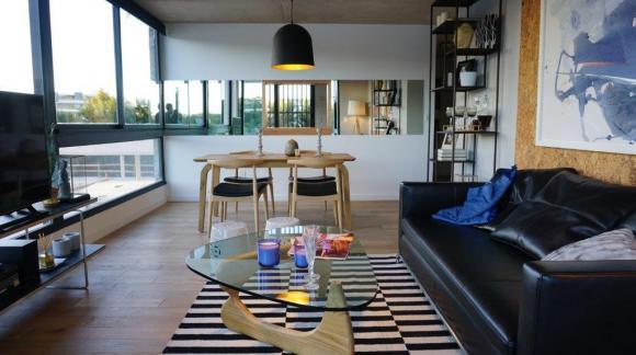 Los apartamentos destacan por la calidad de su estructura, materiales de construcción y servicios.