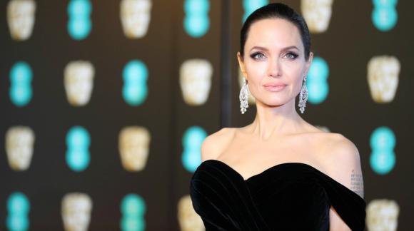 Angelina Jolie, siempre elegante en los Premios Bafta