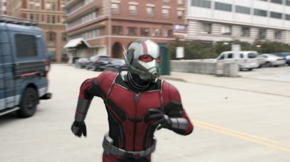 Ant-Man and The Wasp volverá a contar con Paul Rudd como el ladrón que termina convertido en superhéroe. Foto: Difusión