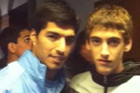 Luis Suárez y Santiago Bueno