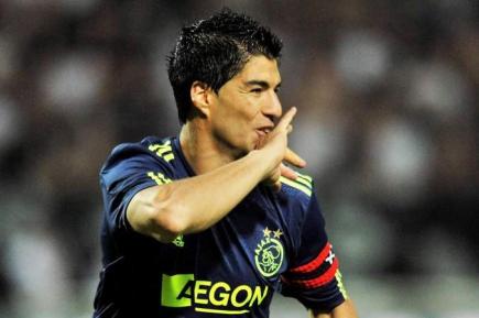 Luis Suárez - Ajax