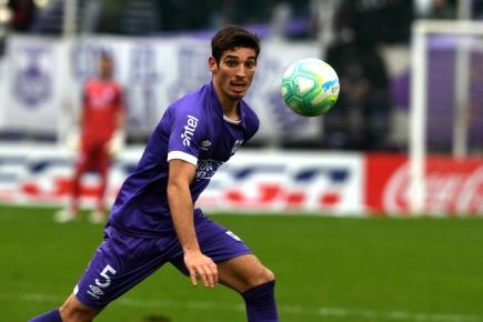 Martin Rabuñal en Defensor Sporting