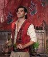 Mena Massoud protagoniza la versión con actores reales del clásico de Disney, Aladdín. Foto: Difusión