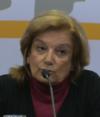 Eneida de León. Foto: Captura Presidencia.