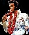 Elvis sigue siendo Elvis, a pesar del paso del tiempo.