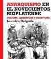 """Portada de """"Anarquismo en el novecientos rioplatense"""""""