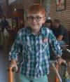 Federico, 8 años. Foto: Francisco Flores
