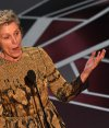 Frances McDormand en los Oscar 2018