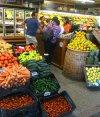 Puesto de frutas y verduras. Foto: Archivo El País