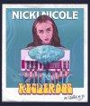 """""""Recuerdos"""", el disco debut de Nicki Nicole. Foto: Difusión."""