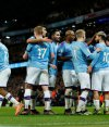 Manchester City venció 2 a 0 al Sheffield United. Foto: Reuters,