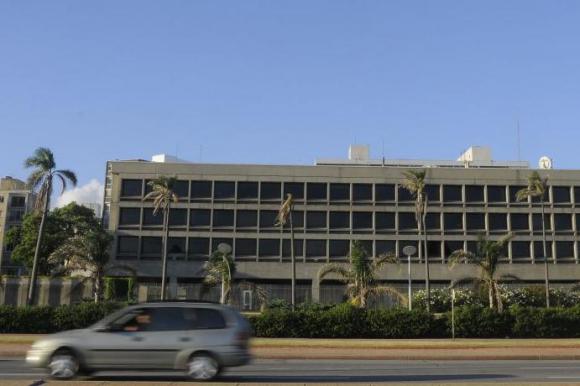 Embajada de Estados Unidos en Uruguay. Foto: Archivo de El País.
