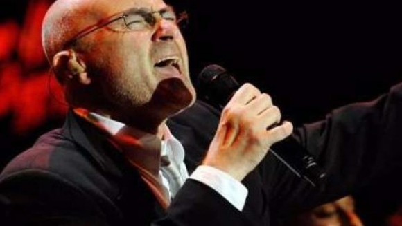 Phil Collins. Foto: AFP