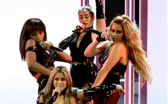 Fifth Harmony. Foto: AFP