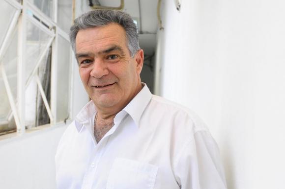 Carmelo VIdalin. Foto: Darwin Borrelli