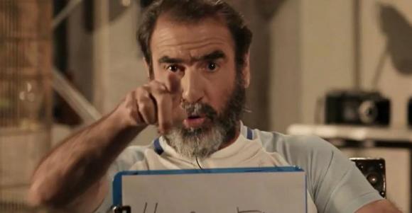Éric Cantona. Foto: captura video