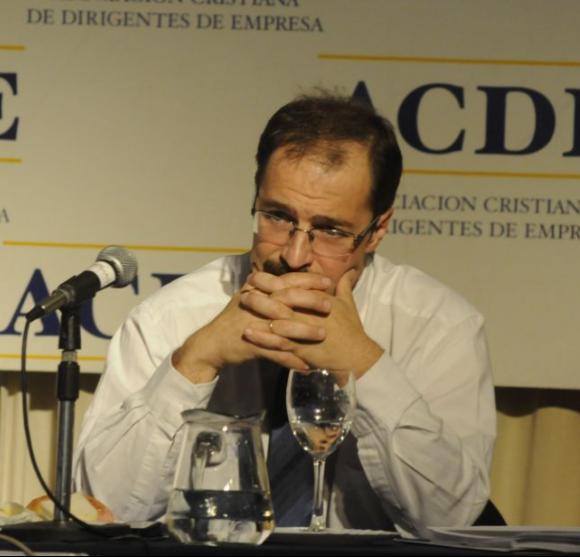 Andrés Masoller, director de Asesoría Macroeconómica del Ministerio de Economía. Foto: Archivo de El País