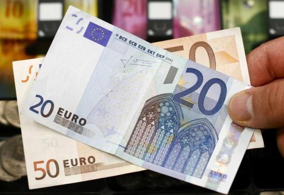 Euro. Foto: Reuters