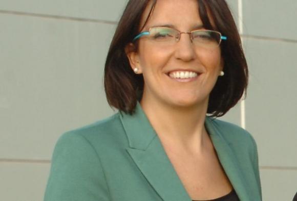 Andrea Tabárez. Foto: archivo El País