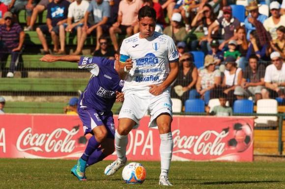 El capitán Alejandro Reyes, pieza clave en Juventud. FOTO: Archivo El País.
