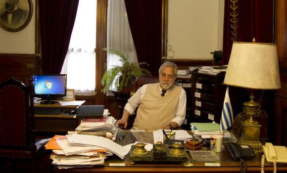 Gonzalo Uriarte. Foto: UCUR Udelar.