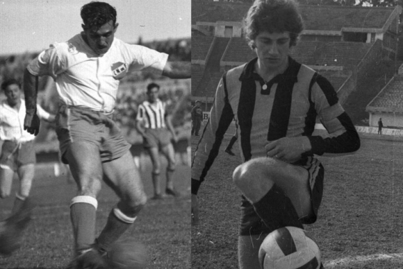 Fernando Morena y Atilio García