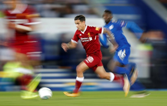 Philippe Coutinho. Foto: Reuters