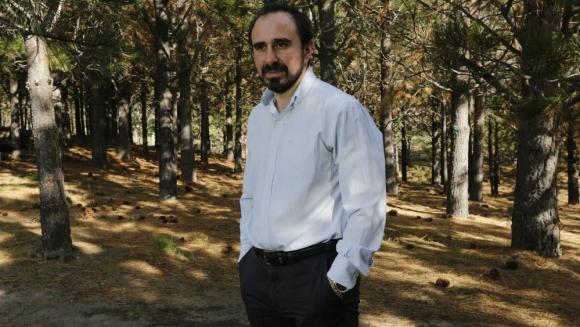 Guido Otranto, el juez de la causa. Foto: La Nación.
