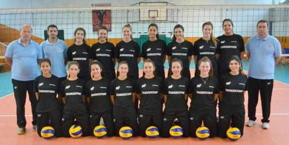 Uruguay Voleibol sub  16
