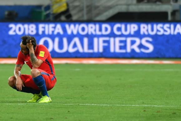Jorge Valdivia. Foto: AFP