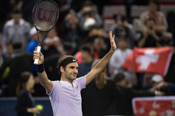 Federer: no vi problema físico alguno en el juego de Nadal