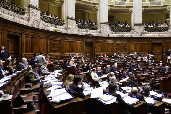 Diputados consagraron la polémica ley que permitirá la equiparación  de todos los géneros en todas las listas  para elecciones. Foto: M. Bonjour