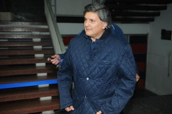 Pablo Durán, asesor legal del Centro de Farmacias del Uruguay. Foto: Fernando Ponzetto.