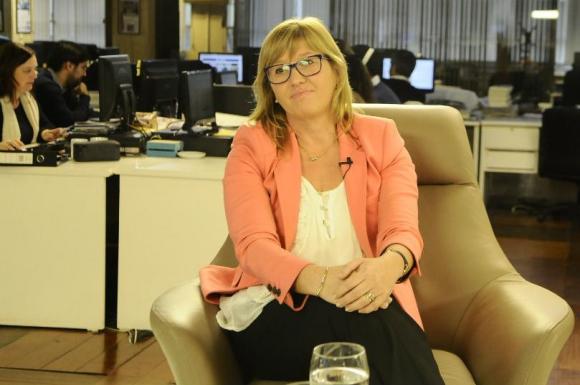 Cristina Lustemberg en Encuentros