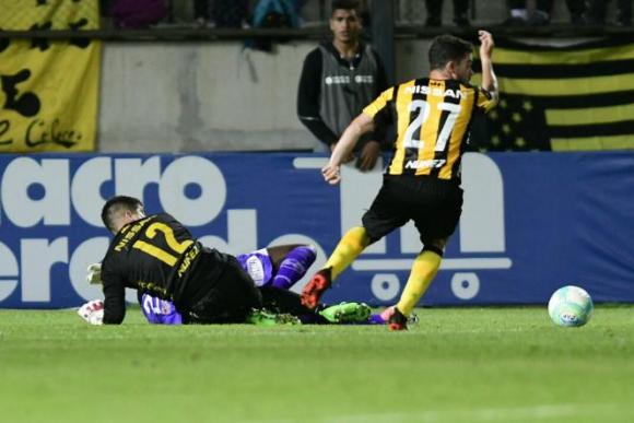 Peñarol - Defensor Sporting.