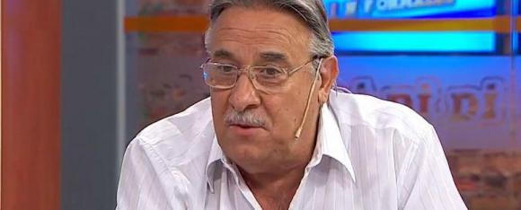 Juan José López, alcalde de Paso de los Toros. Foto: Captura Teledoce.