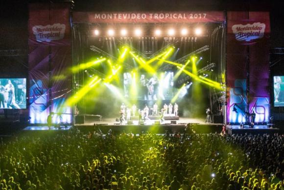 Montevideo Tropical. Foto: Marcos Mezzottoni