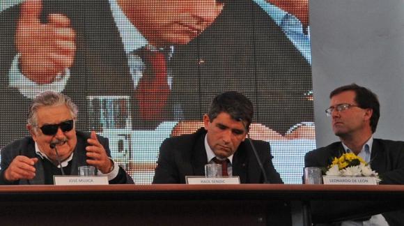Luego de un informe de un equipo multidisciplinario, la jueza Larrieu pedirá la declaración de De León. Foto: Presidencia