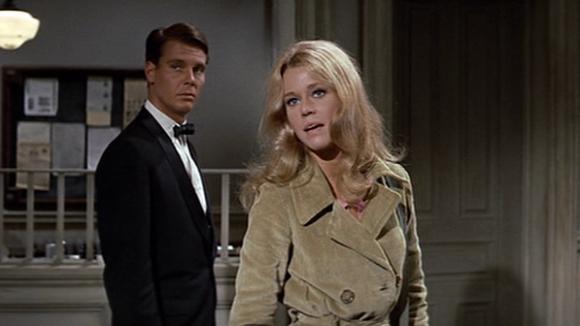 """Jane Fonda en """"La jauría humana"""""""