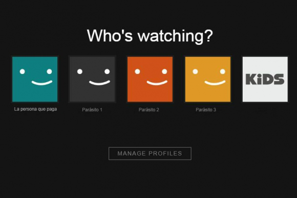 Netflix busca eliminar las cuentas compartidas - 29/12/2017 - EL